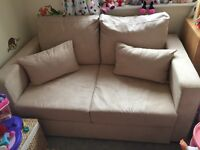 Heart of house sofa bed double mink