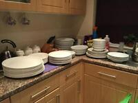 Catering Crockery - Would suit Large Family or Small Business