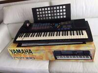 Yamaha PSR 180 Electronic Keyboard 61 keys