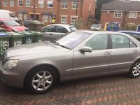 Mercedes S500 Limo facelift