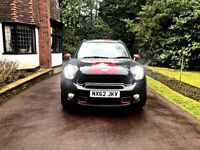 Black & Red Mini Cooper 1.6 all4 184 Countryman S( Chili Pack) NO DEALER PLEASE!!!!