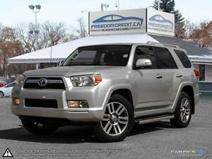 2013 Toyota 4Runner Limited Leather Navi New Tires
