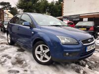 Ford Focus 1.6 Titanium Full Service History 1 Owner 2 Keys Long MOT +Warranty And Finance Available