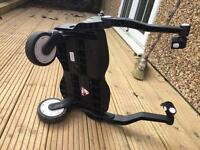 Mothercare pushchair stand on board