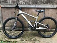 GIANT ANTHEM full suspension mountain bike