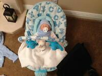 Reborn doll. With lots of extras