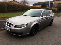 Saab 9-5 1.9 TiD Linear Sport , Very good condition and a great running car! Service History & MOT