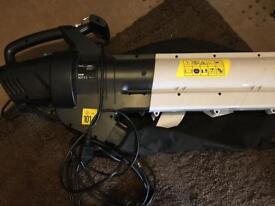 Mac allister vacuum/ electric blower