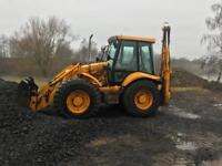 2001 Jcb 4cx, you will not find a cleaner machine than this