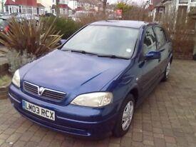 Automatic - Vauxhall Astra 1.6 i Envoy