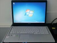 toshiba equium laptop window 7