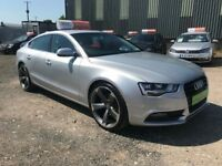Late 2012 Audi A5 2.0 TDI SE Technik **Finance and Warranty** (a4,passat,c220,320d)