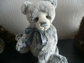 CHARLIE BEARS NIMBUS NEW 48cms 19ins with TAG rrp £75 NOW RETIRED