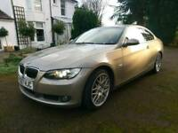 BMW 325d se coupe