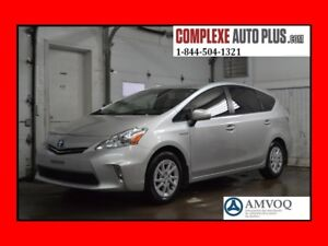 2014 Toyota Prius V Touring Package *Navi/GPS,Cuir,Mags