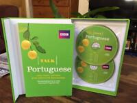 BBC talk Portuguese book+CD