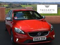 Volvo V40 D2 R-DESIGN (red) 2014-11-14
