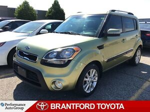 2012 Kia Soul 2U, Trade In, Automatic, Heated Seats, Alloys