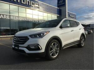 2017 Hyundai Santa Fe Sport 2.0T Limited AWD *Navigation-Leather