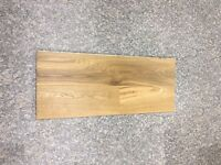 Plank Shire Oak job Lot £21.00m2 SAVE 40% SAMPLES at £1.