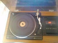 Working record player (old)