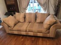 Two sofa's for sale ono