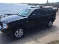 2006 06 jeep Cherokee 4x4 3.0 automatic turbo diesel