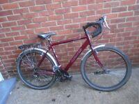 Dawes touring bike