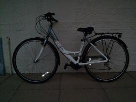 Ladies Apollo Elyse 18 bicycle