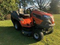 """Husqvarna TC242T Petrol Ride On Tractor Lawn Mower 108cm 42"""""""