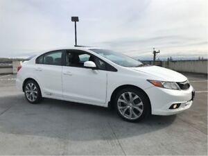 2012 Honda Civic Si 6Speed Only 98,000Km Loaded Navi