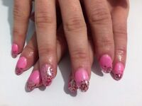 Acrylic nails, Gel nails, Gel polish, Reiki treatment, Seated massage, Nails