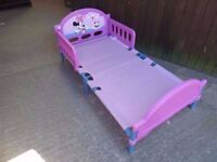 Kids Minnie Mouse Bed No Mattress Delivery Available
