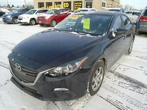 2014 Mazda 3 GX-SKY WWW.PAULETTEAUTO.COM BE APPROVED TODAY!!