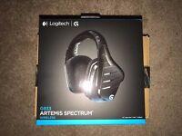 LOGITECH G933 WIRELESS GAMING HEADSET PC/PS4/XBOXONE