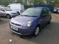 Ford Fiesta 2007, 1.2, Just Passed MOT, Ideal Runabout, Quick Sale