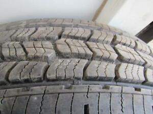 4---LT225/75R16 Motomaster Total Terrain---10 ply---Like new