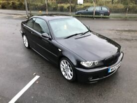 2004 325ci SPORT BLACK MANUAL LEATHER