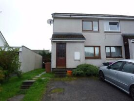 One bed-roomed flat for sale in Lhanbryde, near Elgin, Morayshire