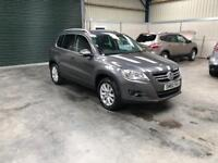 2011 vw Tiguan match 2.0 tdi 4 motion 1 owner fsh pristine guaranteed cheapest in country