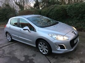 2011 (11) - Peugeot 308 1.6 E-HDI 112 STOP-START ACTIVE Auto 5-Door, just had full service