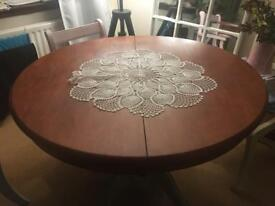 TABLE FOR UP TO 8 PEOPLE