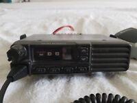 Vertex Standard 2 way Taxi Radio, less than 12 months old