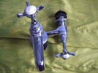 Preused Bristain Sink Taps.