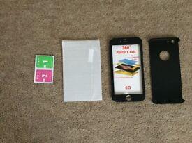 iPhone 6S Hard Case - Black
