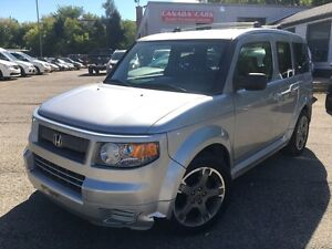 2008 Honda Element SC | 4 Cylinder | Fuel Efficient | Flexible S