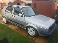 VW Golf Mk2 GTI 8v, Spares / Repairs, running project.