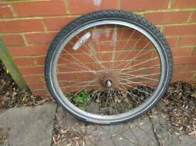 Bike rear wheel