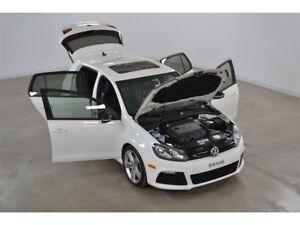 2012 Volkswagen Golf R *Push to start*Toit*Cuir*Mags*
