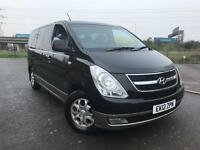 HYUNDAI I800 CRDI, AUTO, PCO REGISTERED, 8 SEATER, 2012, EXCELLENT ENGINE AND GEARBOX